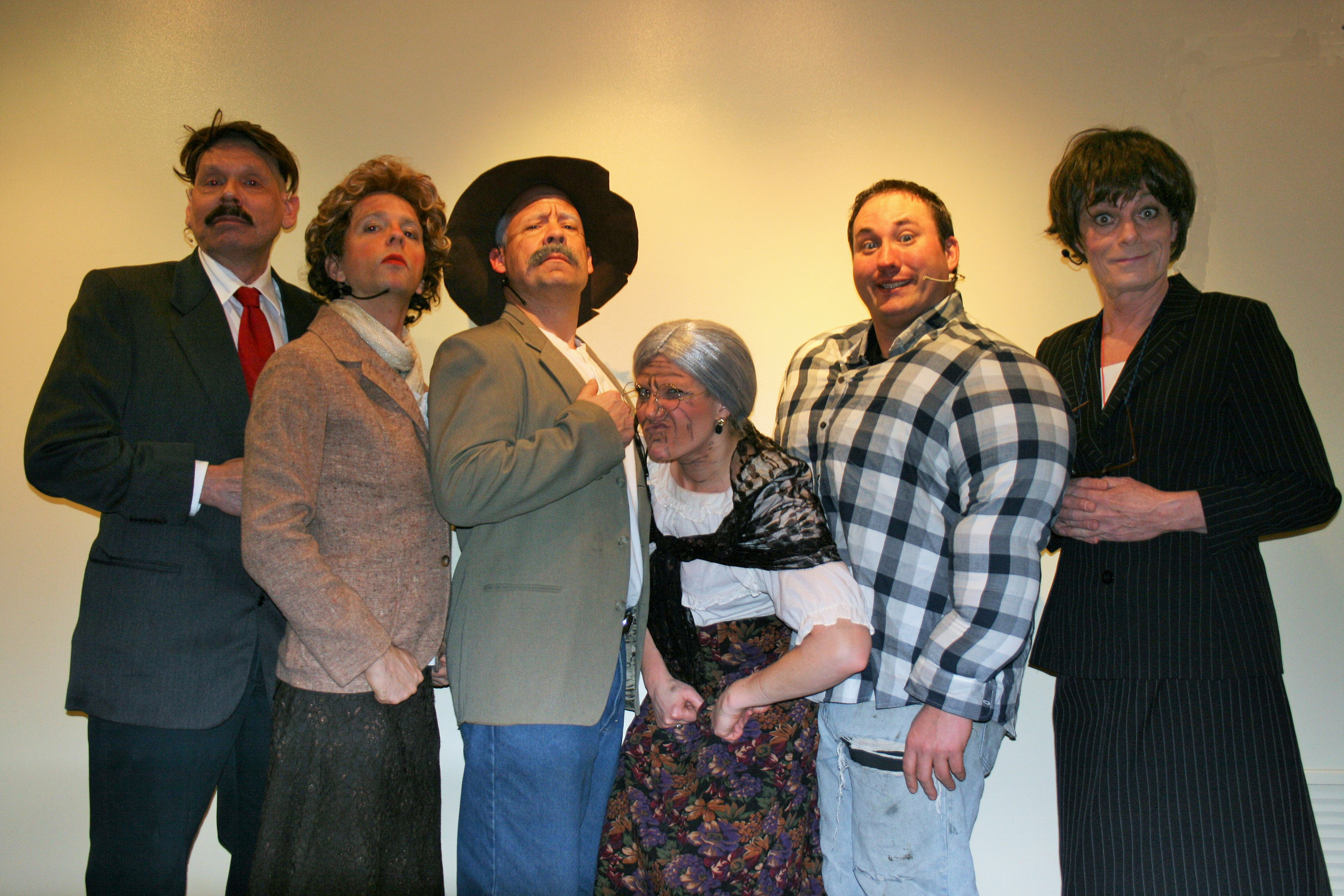 The Capitol Hillbillies Cast