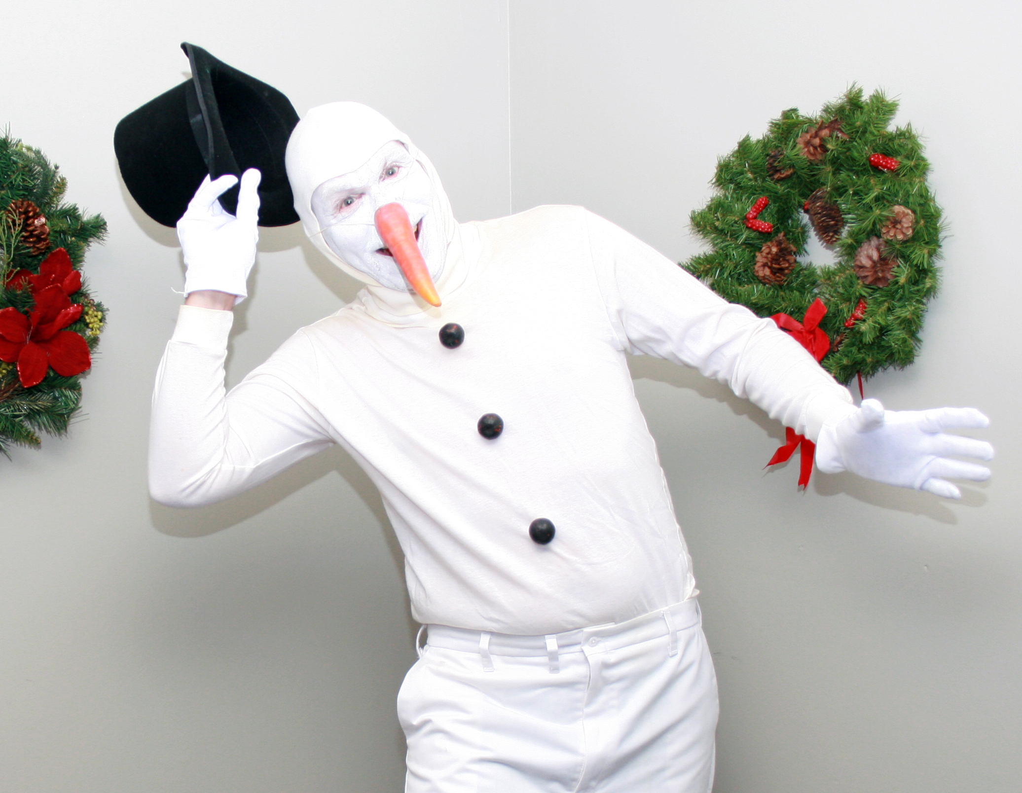 Frosty the snowman characters frosty d snowman