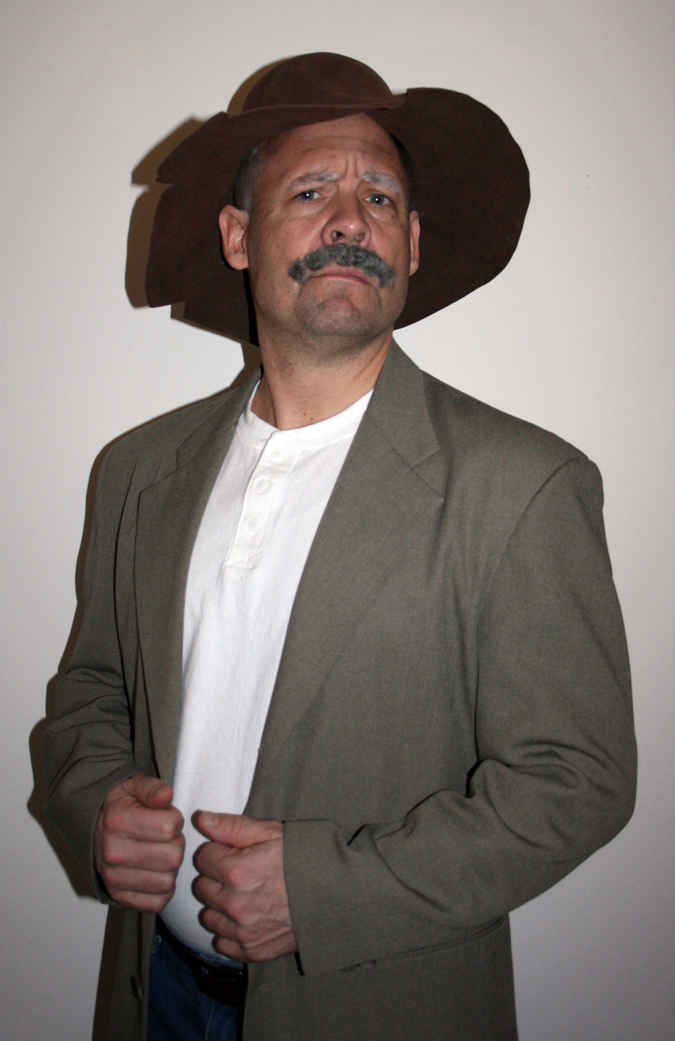Michael Moran as Jeb Clampett
