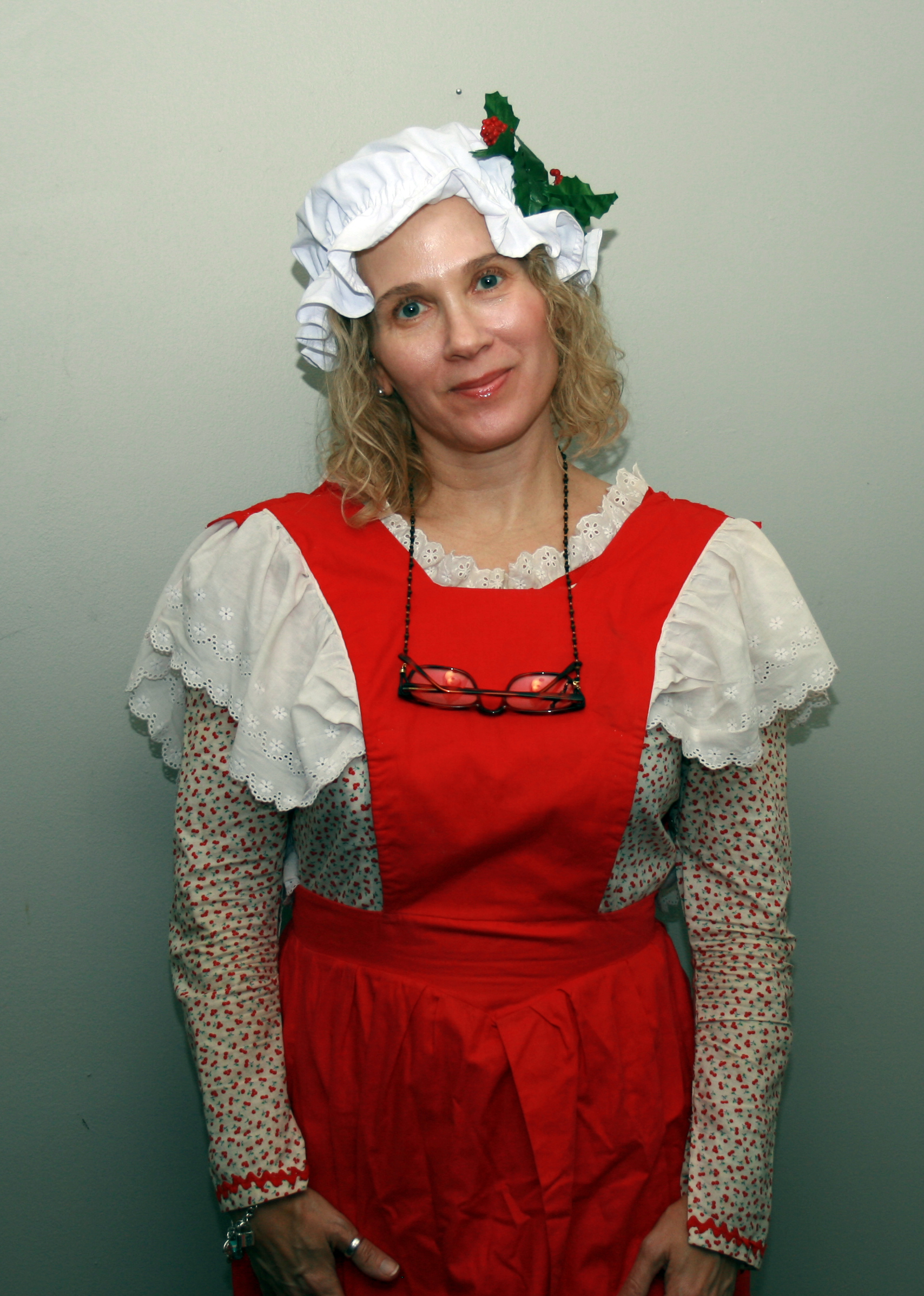 Melody Meadows as Mrs. Claus